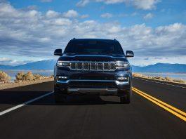 2023 Jeep Grand Wagoneer