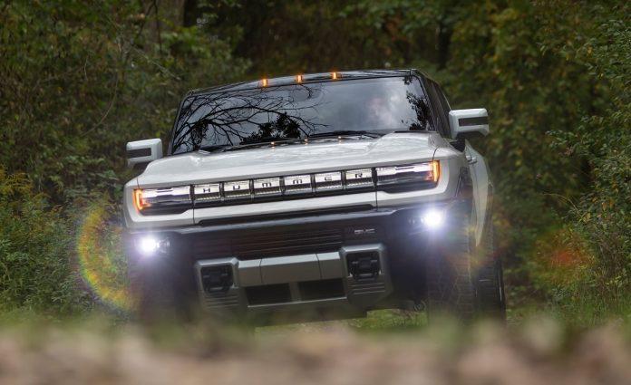 2023 GMC Hummer EV