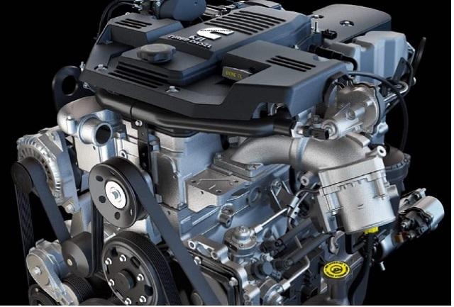 2023 Ram 3500 engine