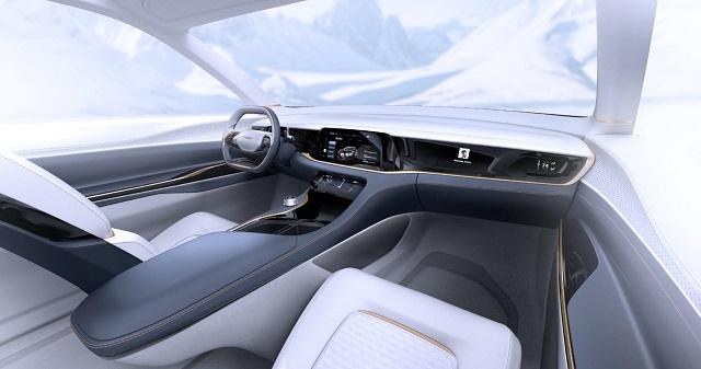 2023 Chrysler 300 interior