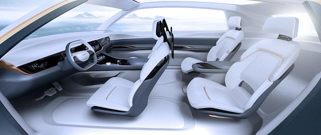 2023 Chrysler 300 seats