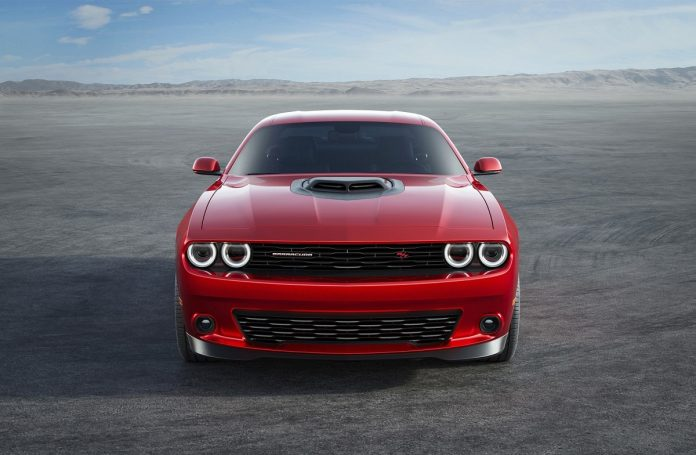 2023 Dodge Barracuda front