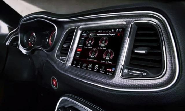 2023 Dodge Barracuda interior
