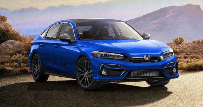 2023 Honda Civic Si