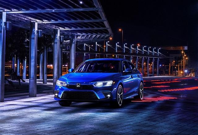 2023 Honda Civic Si front