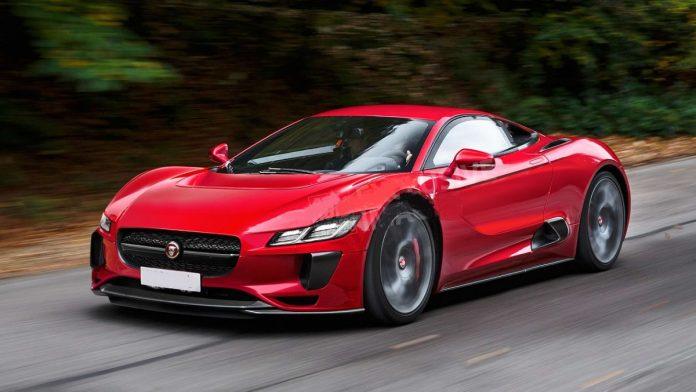 2023 Jaguar F-Type first look