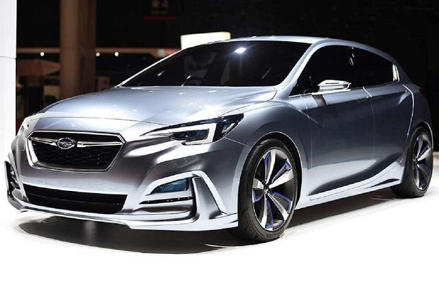 2023 Subaru Impreza front