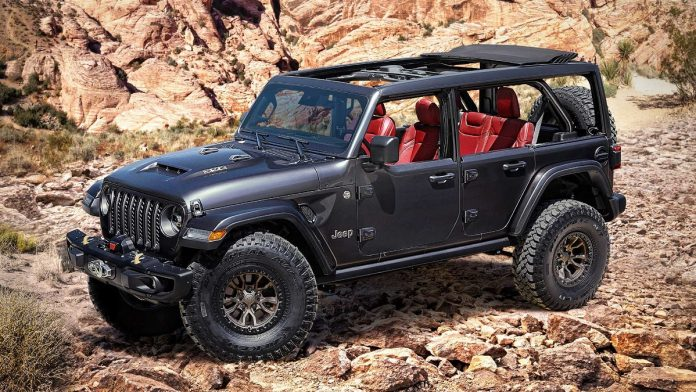 2023 Jeep Wrangler Ultimate