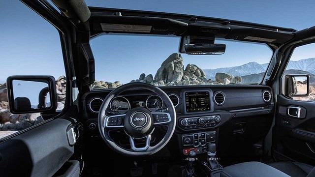 2023 Jeep Wrangler Ultimate interior