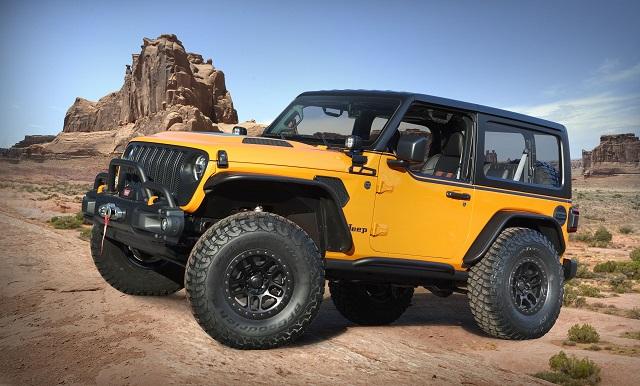 2023 Jeep Wrangler