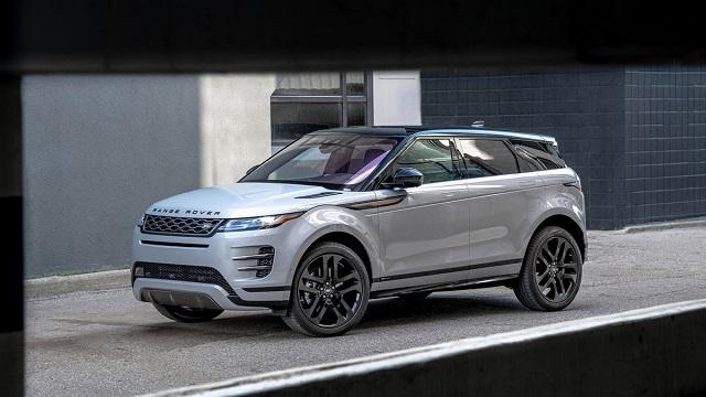 2023 Land Rover Range Rover Evoque
